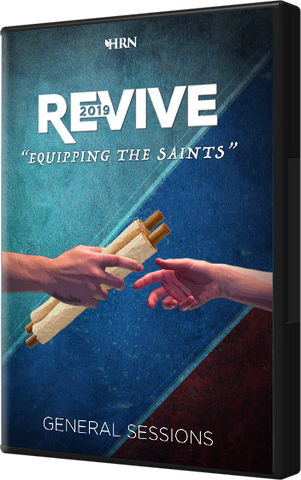 Revive 2019 DVD Collection + Free Shipping!