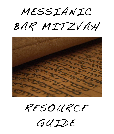 The Messianic Bar Mitzvah by Hollisa Alewine