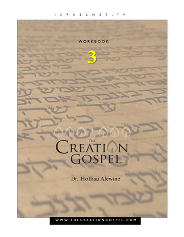 The Creation Gospel Workbook 3: The Spirit-Filled Family