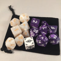 Mini Crate (Monthly Dice Subscription) $10.00 + $2.50 Shipping