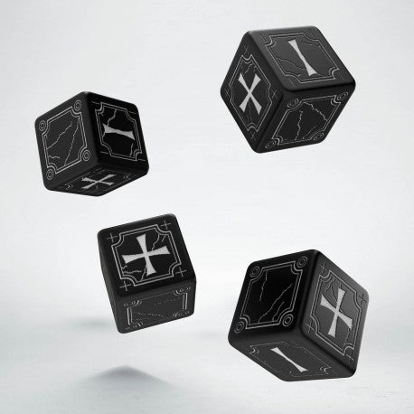 Antique Fudge (Black & White) 4d6