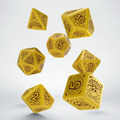 Skull and Shackles Dice Set - Pathfinder