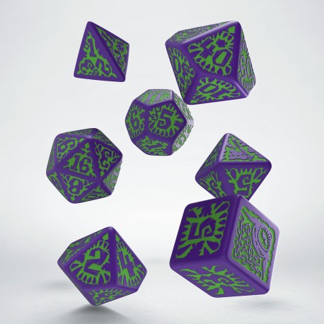 Goblin Dice Set - Pathfinder