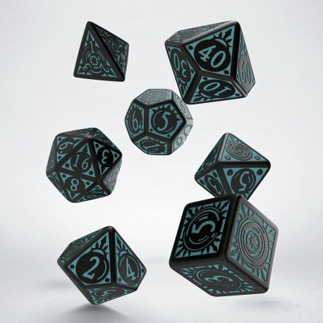 Iron Gods Dice Set - Pathfinder