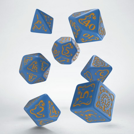 Ruins of Azlant Dice Set - Pathfinder