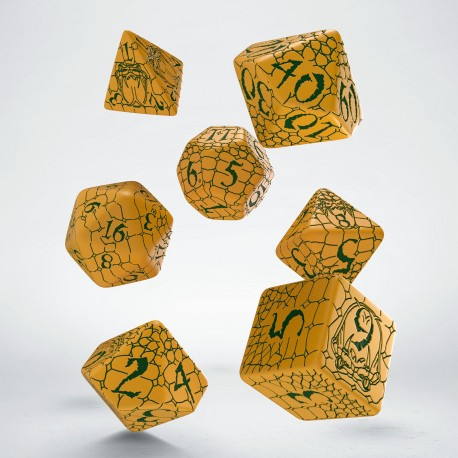 Serpent's Skull Dice Set - Pathfinder
