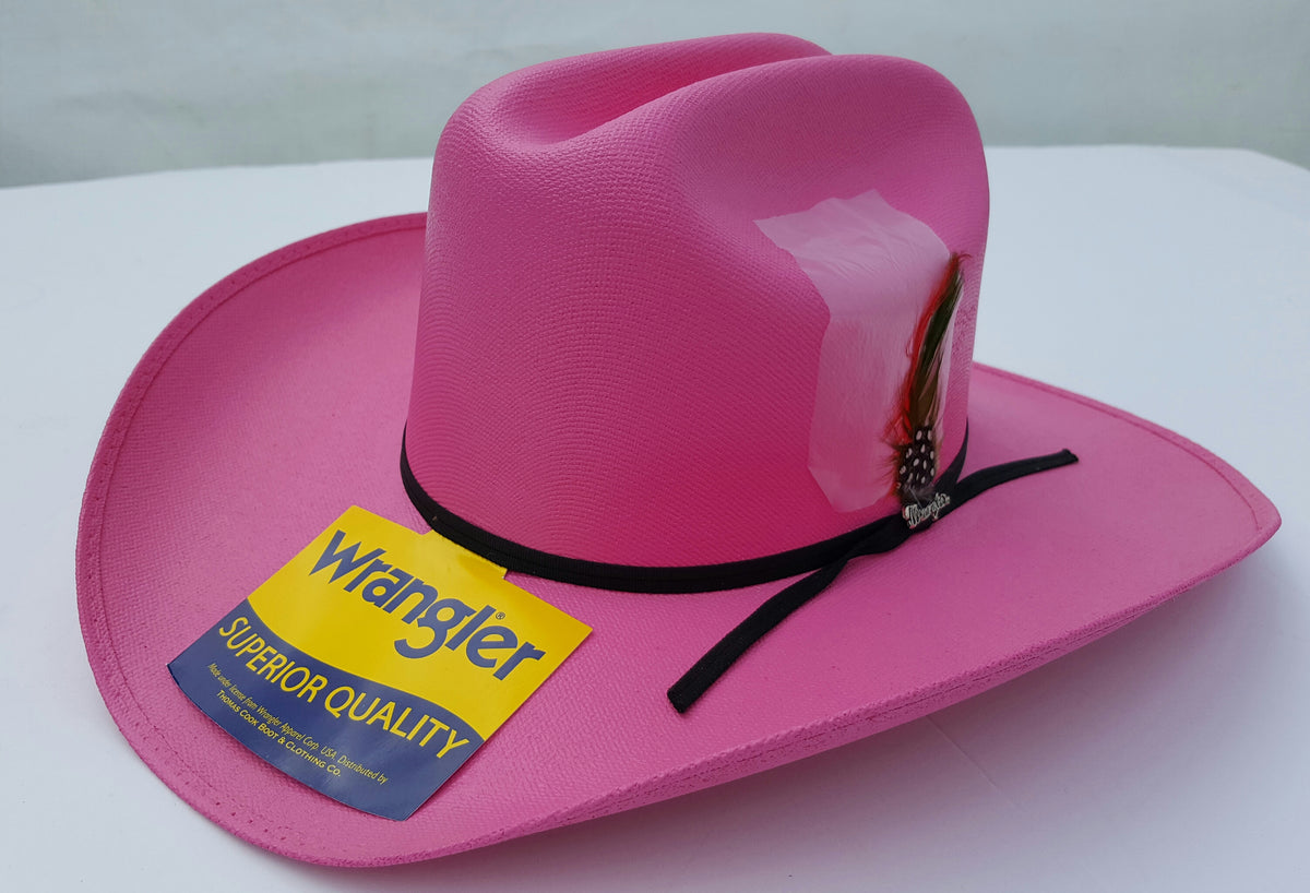 Dallas Kids Western Hat