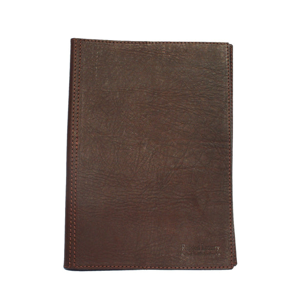 Halls A4 Diary Cover - 100% Genuine Cowhide Leather