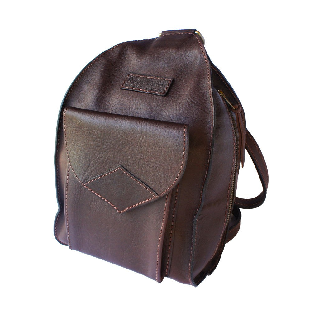 Alice Backpack - 100% Cowhide Leather