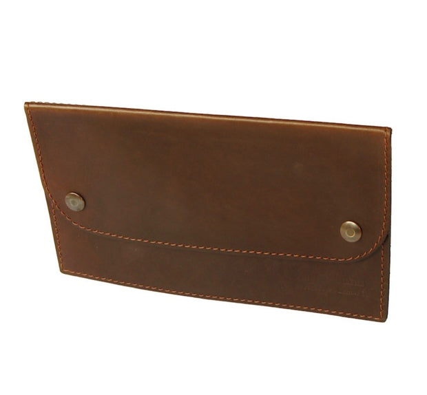 Jetset Travel Purse - 100% Genuine Cowhide Leather