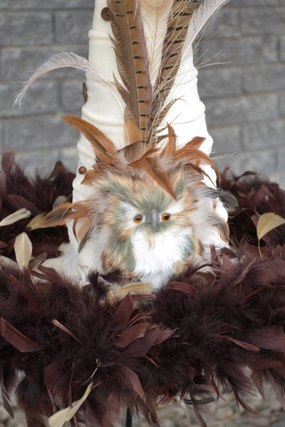 White Owl – Witch Hat