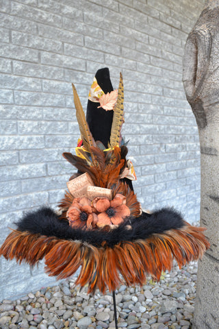 Autumn Leaves – Witch Hat