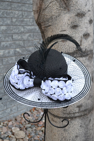 Ivory II – Derby Hat