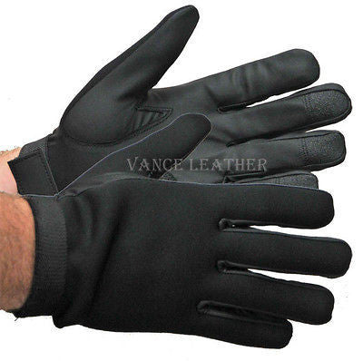 VL436 Vance Leather Tactical Neoprene Glove VL436 - Daytona Bikers Wear