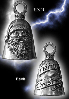 Guardian Bell Santa Claus/ Merry Christmas - Daytona Bikers Wear