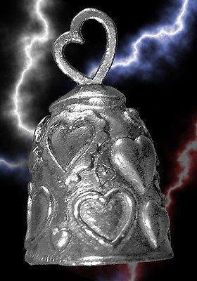 Guardian Bell Heart - Daytona Bikers Wear