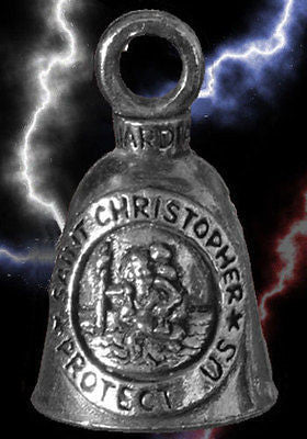 Guardian Bell St. Christopher - Daytona Bikers Wear