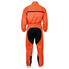 RS5004 One Piece High Visibility Orange Motorcycle Rain Gear