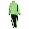 RS5020 Men's Two Piece High Visibility Motorcycle Rain Suit