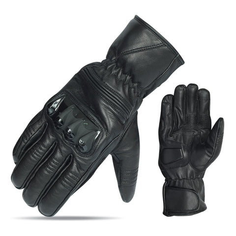 VL469 Vance Leather Premium Armored Driving Gloves