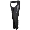 VL1882 Vance Leather Ladies Textile Chaps with Reflective Wings and Embroidery