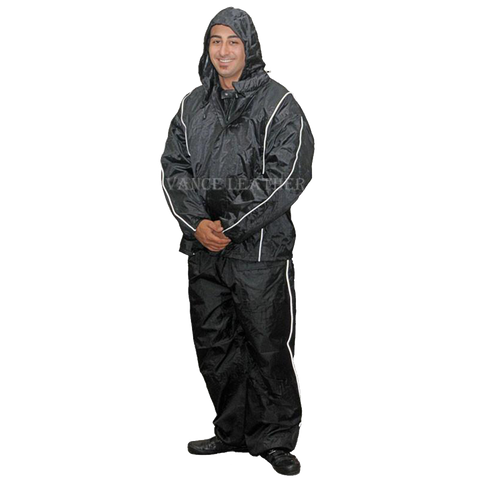 VL2215 Unisex Heavy Duty Rain Suit