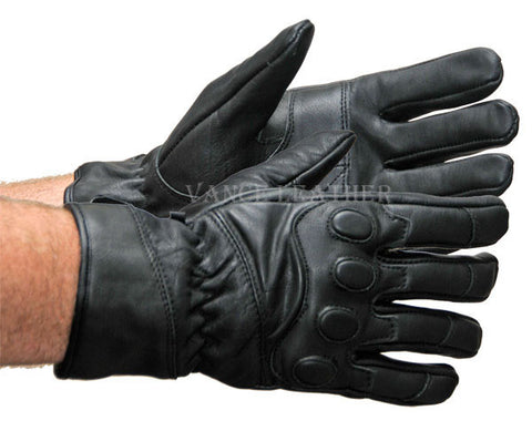 5624a885d VL423 Padded Knuckle Insulated Driving Glove - Daytona Bikers Wear