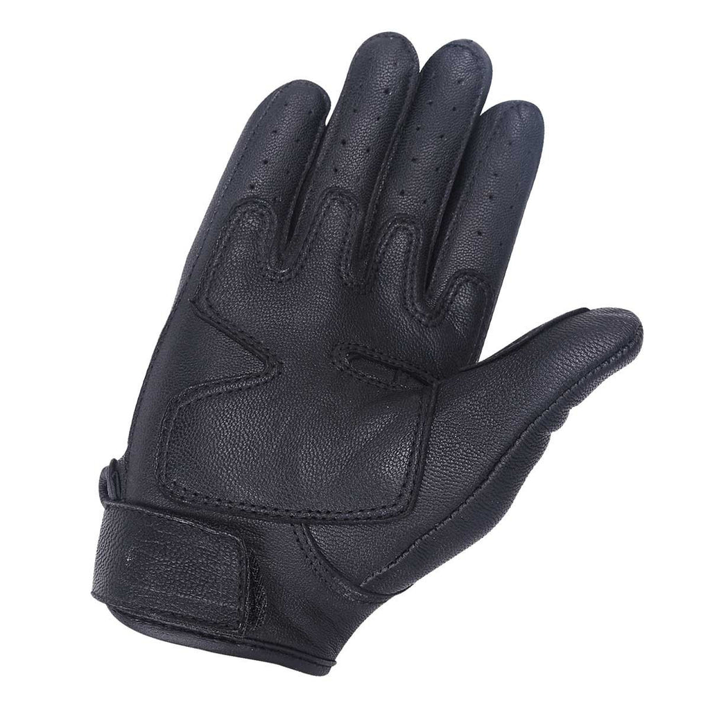 VL473 Vance Leather Armored Knuckle Riding Gloves - Daytona Bikers Wear