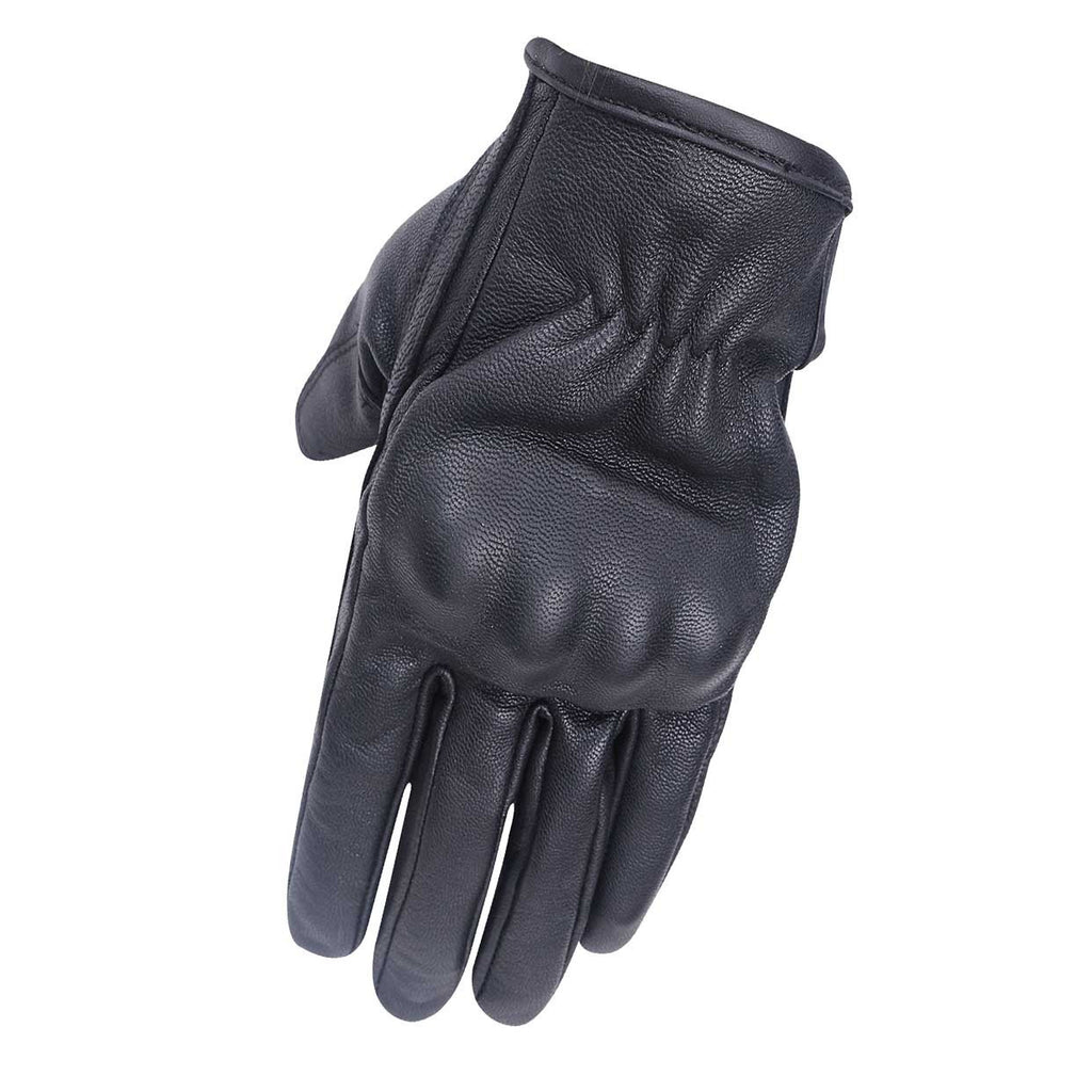 VL474 Vance Leather Armored Knuckle Leather Ladies Riding Gloves - Daytona Bikers Wear