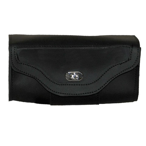 VS105H Tool Bag Plain with Twist Latch and Hard Shell