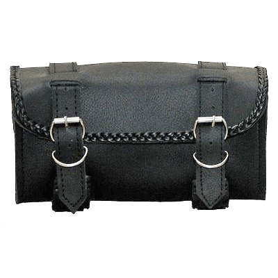 VS118H 2 Strap Tool Bag with Braid Accents