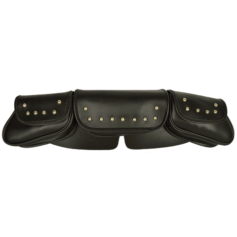 VS186 Low Profile Studded Windshield Bag