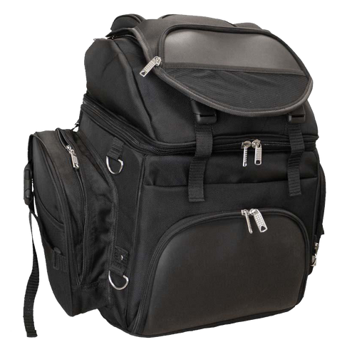 VS345 Vance Leather Deluxe Touring Bag