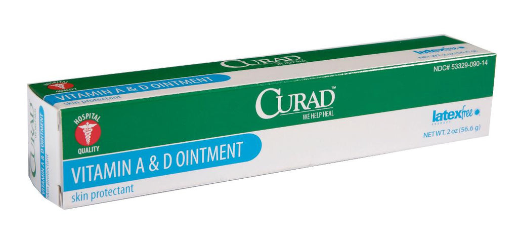 CURAD A and D Ointment - 2.000 OZ - 12 Each / Case