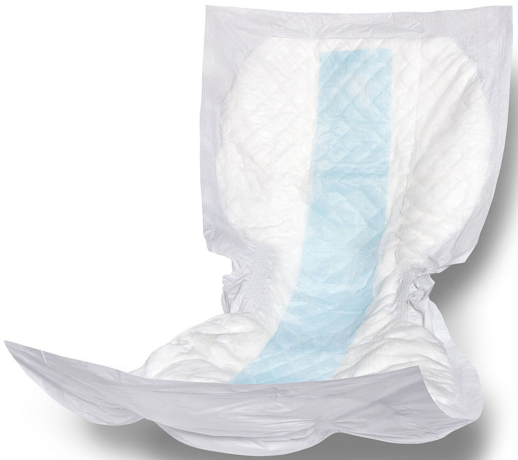 "Protection Plus Incontinence Liners - White - 18"" X 38"" - 48 Each / Case"