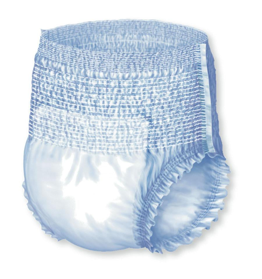 DryTime Disposable Protective Youth Underwear - Small / Medium - 15 Each / Bag