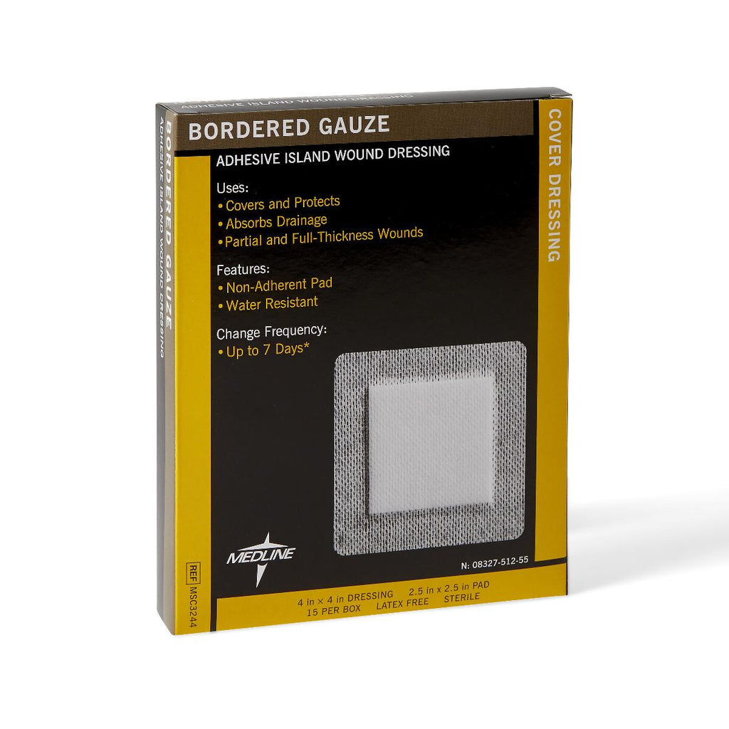 Sterile Bordered Gauze - 150 Each / Case