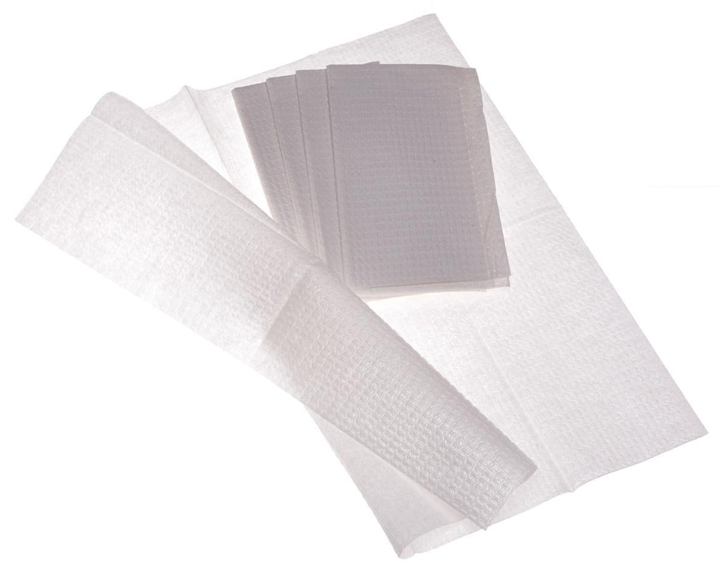 2-Ply Tissue/Poly Professional Towels - Not Applicable - 500 Each / Case