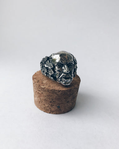 Lennart Meri Portrait Ring