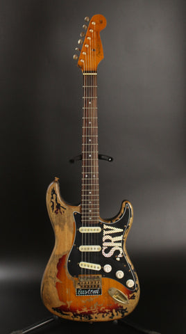 Limited Edition Stevie Ray Vaughan Tribute SRV Number One