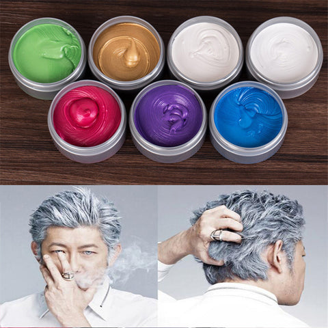 Unisex Color Hair Wax - Ladys Jewels & More