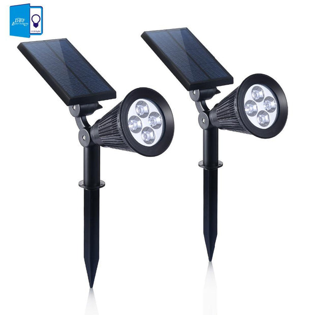 2pcs 3rd Generation outdoor led solar light - Ladys Jewels & More