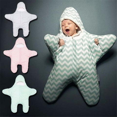 Baby StarFish Wearable Sleeping Bag! - Ladys Jewels & More