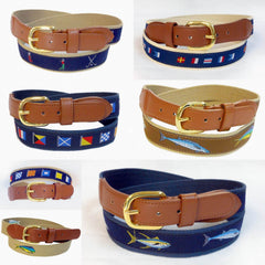 Wholesale Mens  Marine Outdoor Sports Golf Fishing Belts