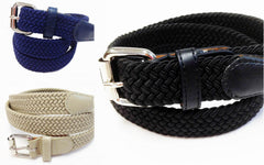 Wholesale Kids Stretch Belt 1""