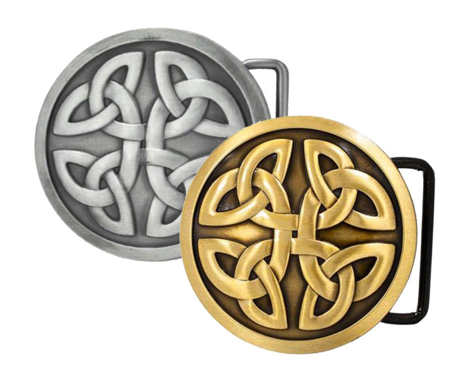 WHOLESALE IRISH CELTIC KNOTS BELT BUCKLE 1483