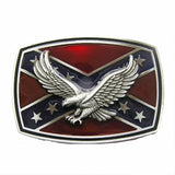 Vintage Rebel Eagle Belt Buckle Wholesale 1489