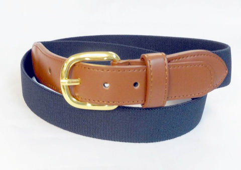 Canvas Web boating belt