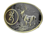 Wholesale Deer Hunting Belt Buckle 1253