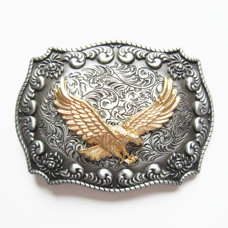 Wholesale Texas Flying Eagle Belt Buckle 1674